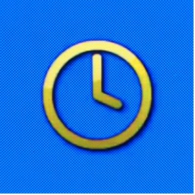 icon horloge - Gebrauchsanweisung