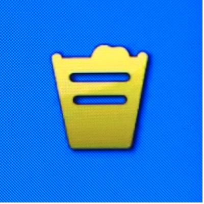 icon poubelle - Gebrauchsanweisung